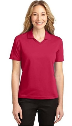 WCRL Ladies Rapid Dry Polo