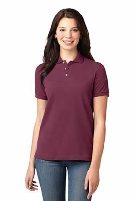 WCRL Ladies Cotton Polo