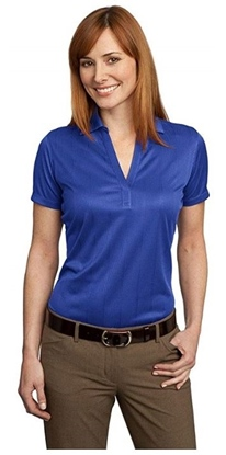 WCRL Ladies Performance Jacquard Polo