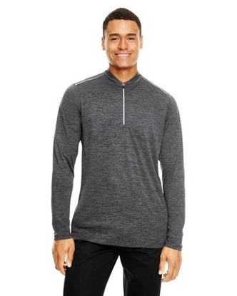 WCRL Unisex Kinetic Performance Quarter-Zip